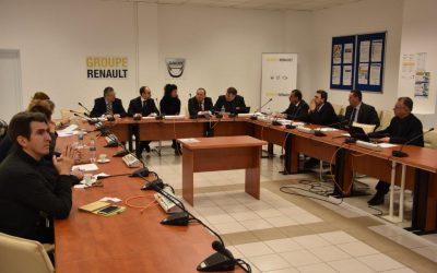 Pol Auto Muntenia – Convocare a întrunirii extraordinare a Consiliului Director